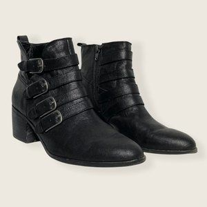 Lucky Brand Ankle Boots Black